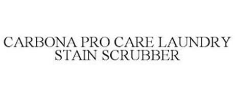 CARBONA PRO CARE LAUNDRY STAIN SCRUBBER