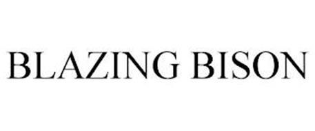 BLAZING BISON