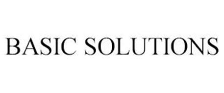 BASIC SOLUTIONS