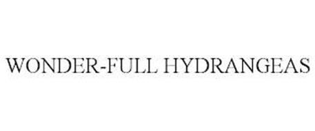 WONDER-FULL HYDRANGEAS