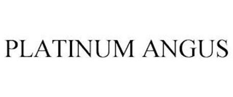 PLATINUM ANGUS