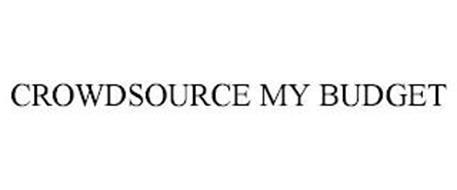 CROWDSOURCE MY BUDGET