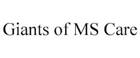 GIANTS OF MS CARE