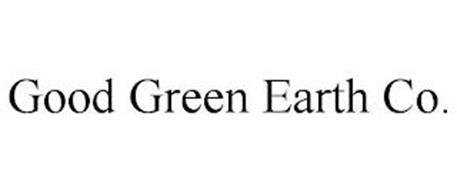 GOOD GREEN EARTH CO.