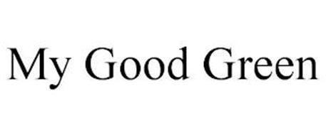 MY GOOD GREEN