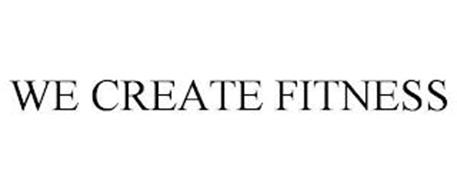 WE CREATE FITNESS