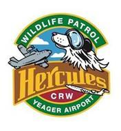 WILDLIFE PATROL HERCULES CRW YEAGER AIRPORT
