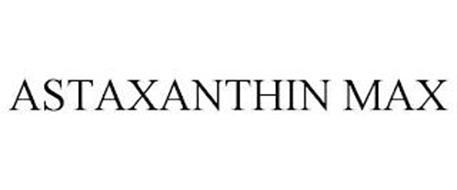 ASTAXANTHIN MAX