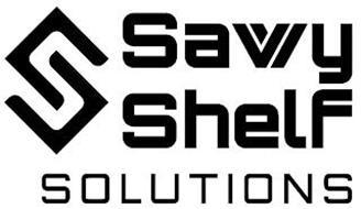 SS SAVVY SHELF SOLUTIONS