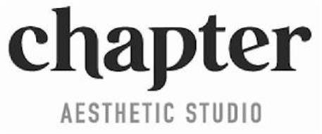 CHAPTER AESTHETIC STUDIO