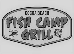 COCOA BEACH FISH CAMP GRILL