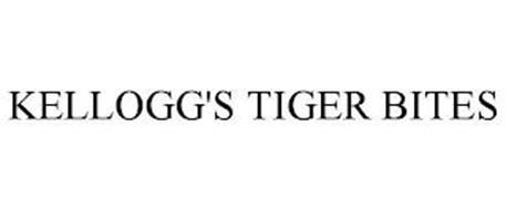 KELLOGG'S TIGER BITES