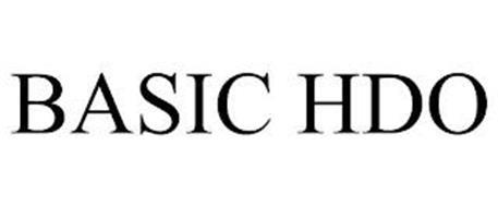 BASIC HDO