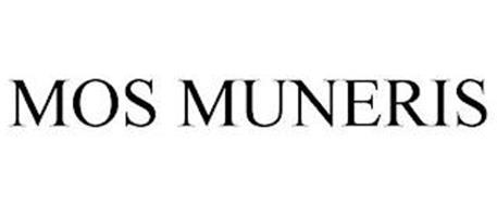 MOS MUNERIS