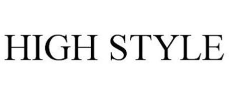 HIGH STYLE