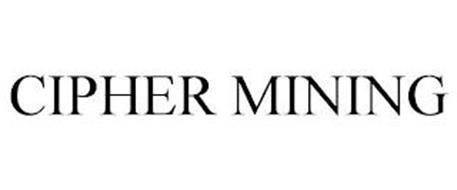 CIPHER MINING