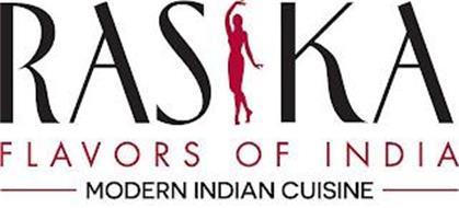 RASIKA FLAVORS OF INDIA MODERN INDIAN CUISINE