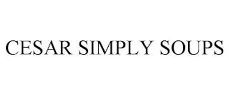 CESAR SIMPLY SOUPS