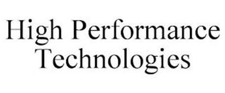 HIGH PERFORMANCE TECHNOLOGIES