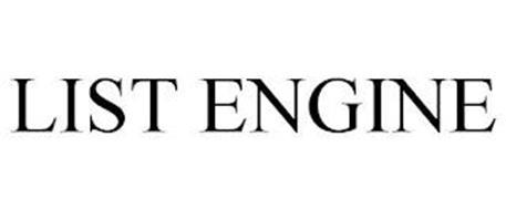 LIST ENGINE