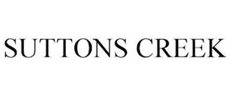SUTTONS CREEK
