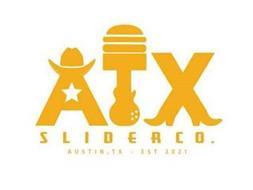 ATX SLIDER CO. AUSTIN, TX · EST. 2021