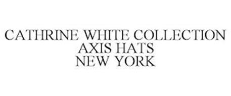 CATHRINE WHITE COLLECTION AXIS HATS NEW YORK