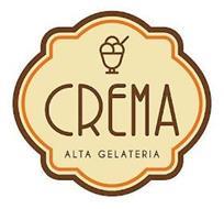 CREMA ALTA GELATERIA
