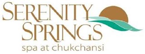 SERENITY SPRINGS SPA AT CHUKCHANSI