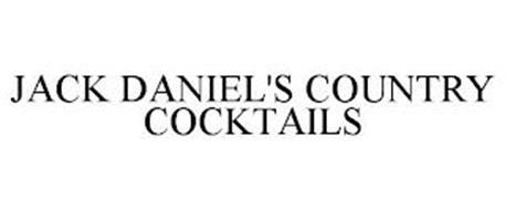 JACK DANIEL'S COUNTRY COCKTAILS