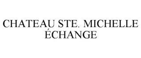 CHATEAU STE. MICHELLE ÉCHANGE