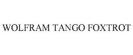 WOLFRAM TANGO FOXTROT