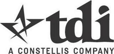 TDI A CONSTELLIS COMPANY