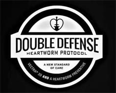 DOUBLE DEFENSE HEARTWORM PROTOCOL A NEW STANDARD OF CARE VECTRA 3D AND A HEARTWORM PREVENTIVE