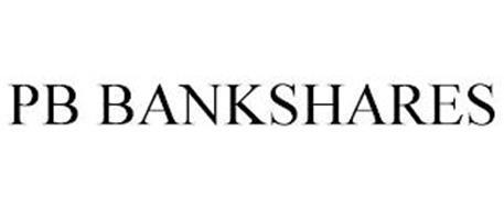 PB BANKSHARES