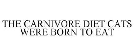 THE CARNIVORE DIET CATS WERE BORN TO EAT