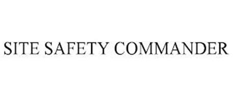 SITE SAFETY COMMANDER