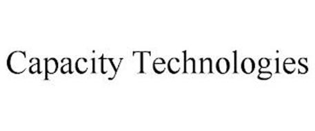 CAPACITY TECHNOLOGIES