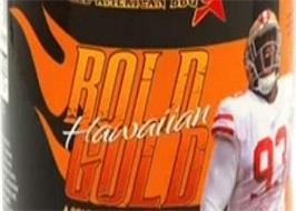 HAWAIIAN BOLD GOLD