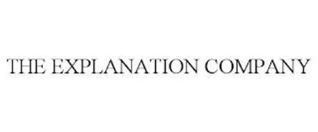 THE EXPLANATION COMPANY