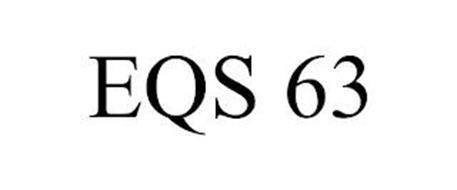 EQS 63