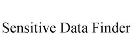 SENSITIVE DATA FINDER