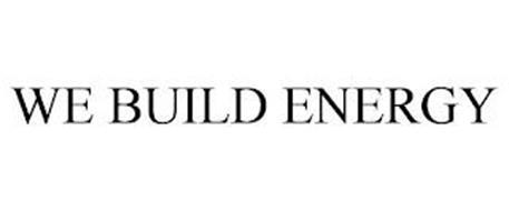 WE BUILD ENERGY
