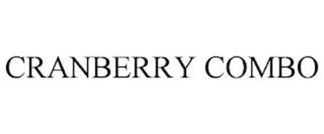 CRANBERRY COMBO