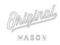 ORIGINAL MASON