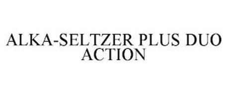 ALKA-SELTZER PLUS DUO ACTION