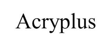 ACRYPLUS