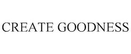 CREATE GOODNESS