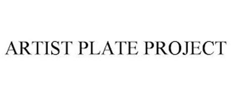 ARTIST PLATE PROJECT
