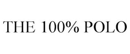 THE 100% POLO